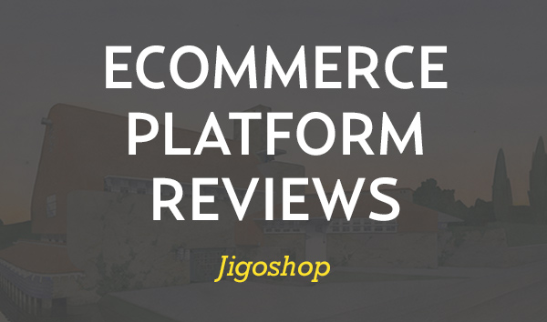 jigoshop ecommerce review