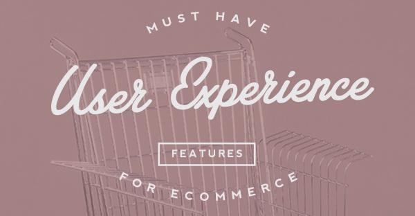E-handel UX