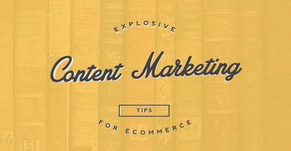 contenuto di marketing ecommerce