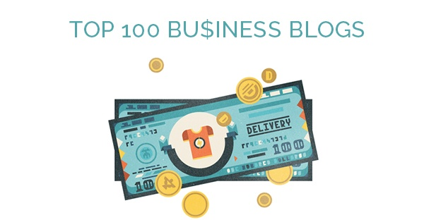 Top 100 business blogs