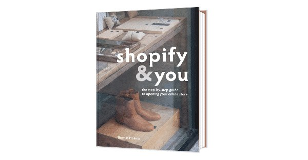 Shopify and you 2.0 ebook review