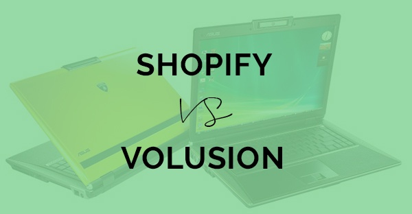 Shopify vs. Volusion