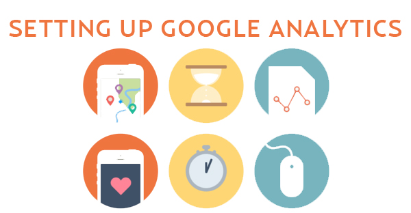 Google Analytics-oppsett