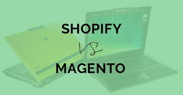 Shopify vs. Magento