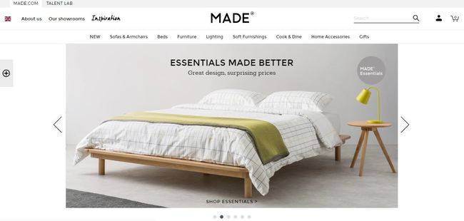 online store - made