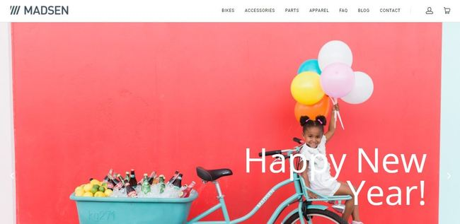 online store - madsen cycles