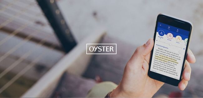 online store - oyster