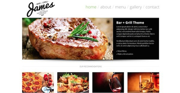 E-Commerce-Restaurant-Themen