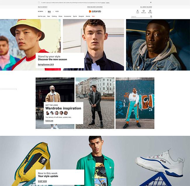 60 Stupefacenti negozi di moda online e i loro trucchi UX da rubare 6f4f07a1abb