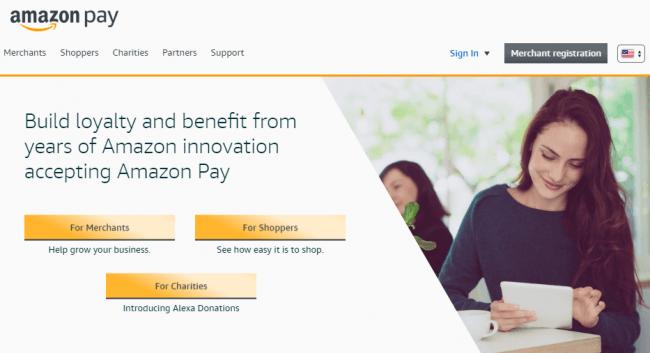 PayPal Alternative: Amazon Pay