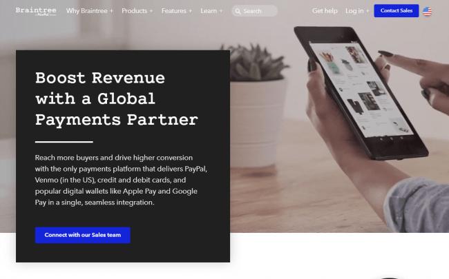 PayPal Alternative: Braintree