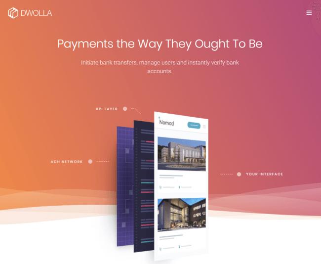 Paypal alternative: Dwolla