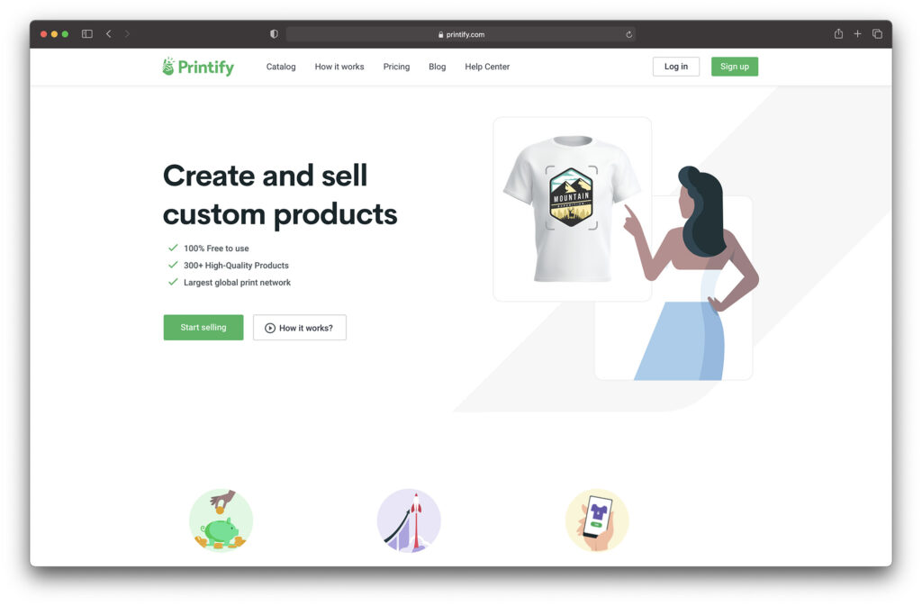Printify Review (Aug 2021): Easy and Quick Way to Create Products With Your  Designs