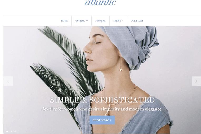 atlantic theme