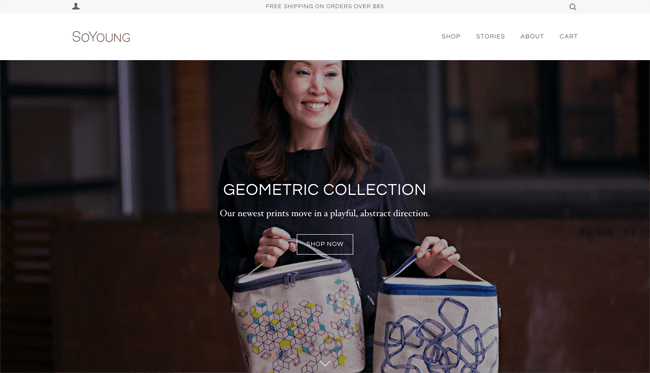 The Best 100 Shopify Stores For Inspiration 8