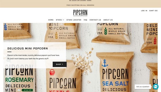 The Best 100 Shopify Stores For Inspiration