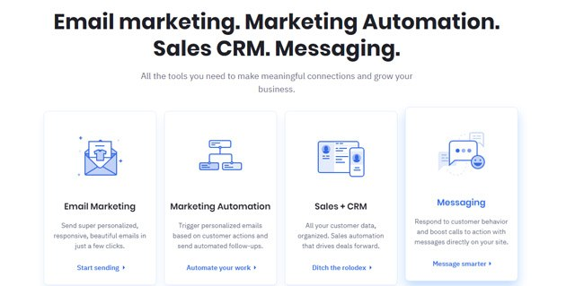 Active Campaign And Agile Crm