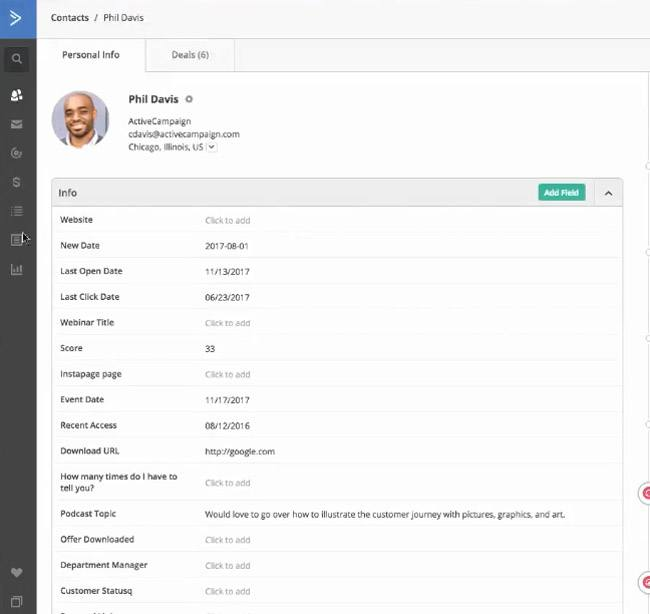 Active Campaign Integration With Zoho
