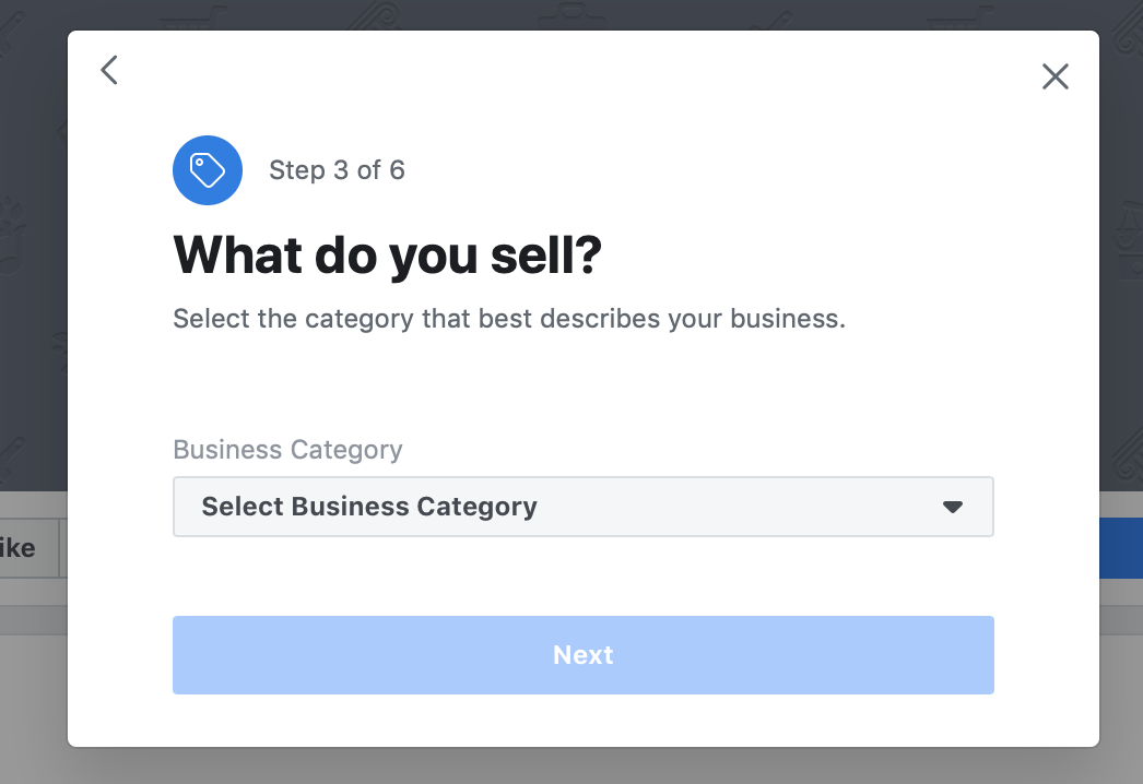 How to sell on Facebook: what do you sell