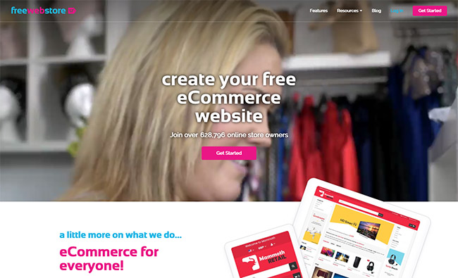 Freewebstore Website Builder Review Sep 2020 Ecommerce Platforms