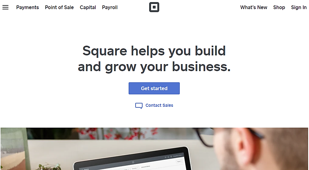 Paypal Alternative-Square