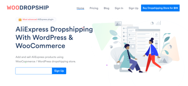 dropshipping plug-ins for woocommerce - woodropship