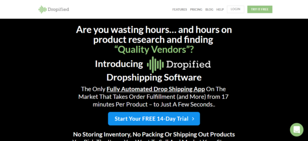 dropshipping plug-ins for woocommerce - dropified