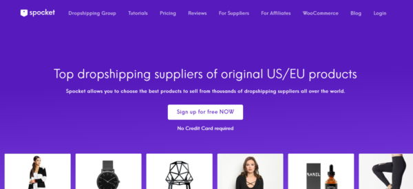 dropshipping plug-ins for woocommerce - spocket