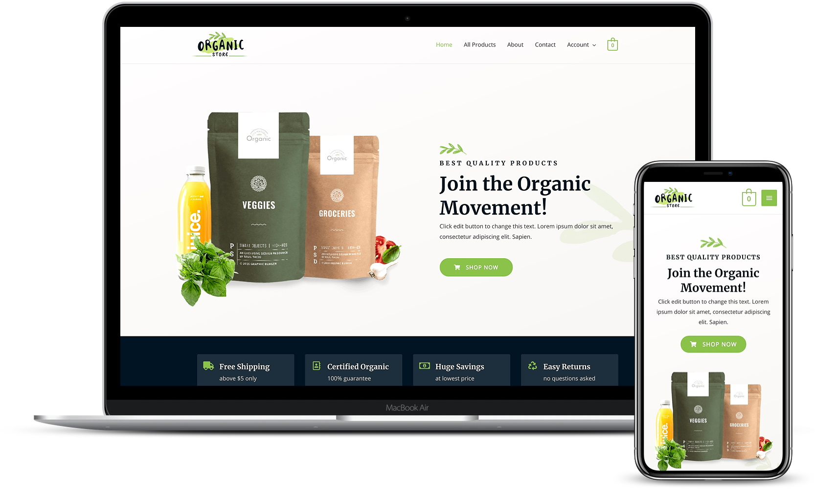 20 Best Ecommerce Wordpress Themes For 2021