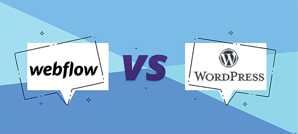 Webflow vs WordPress: Which Should You Go For? - Ecommerce Platforms