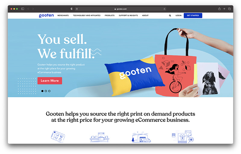Gooten Review (Aug 2021): Everything You Need to Know