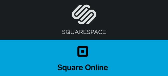квадрат против квадратного пространства
