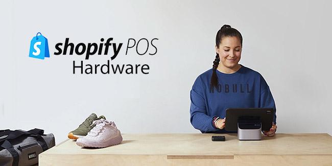 Shopify Υλικό υλικού