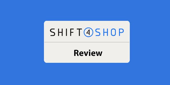 shift4shop review