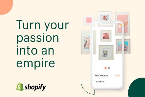 시험-Shopify