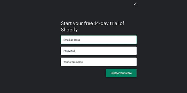hvordan man annullerer shopify