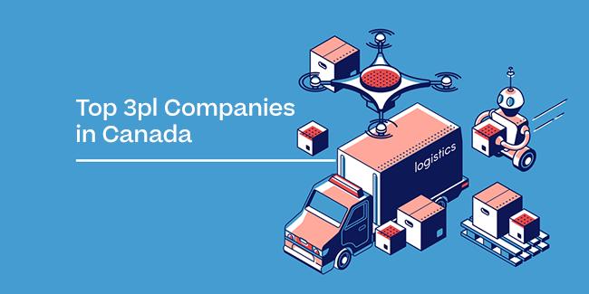 ведущие компании 3pl в канаде